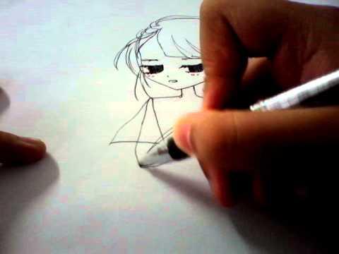 สอนวาดรูปการ์ตูน #4 By จ๋า