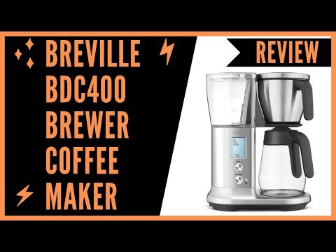 Breville BDC400 Precision Brewer Coffee Maker with Glass Carafe - Review