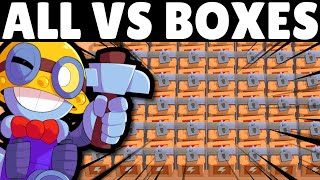EVERY Brawler vs BOXES! | RAMP-UP Olympics!