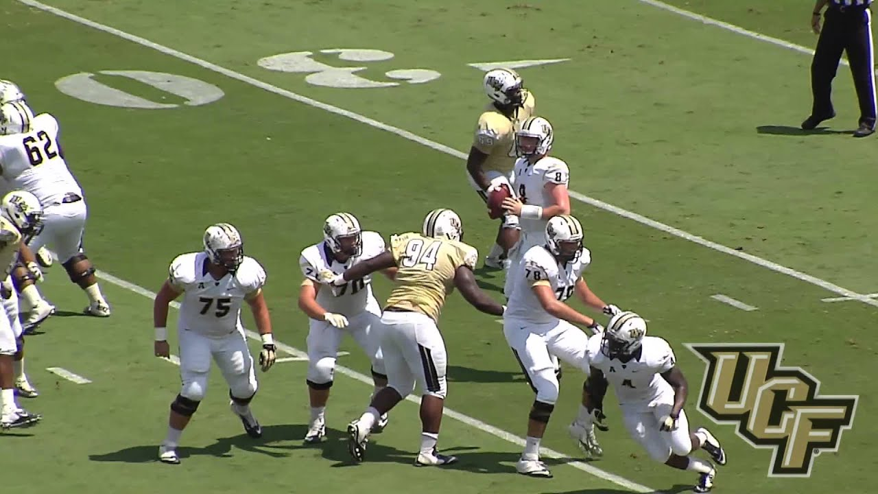 Highlights Ucf Spring Game 2015 Youtube