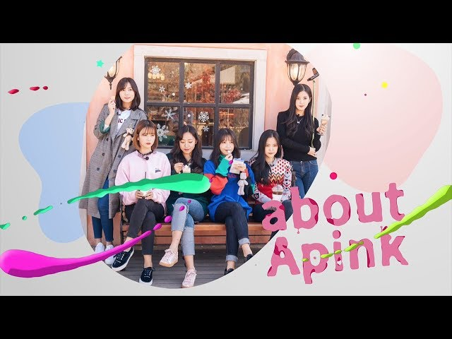 Apink의 'Put Your Hands Up' DVD Teaser