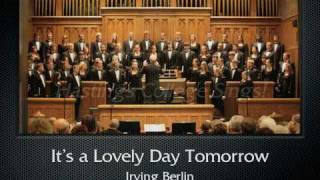 It's a Lovely Day Tomorrow (The Hastings College Choir)