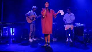 Balbina - Tisch (Akustik) | 19.11.2017 Stuttgart / Das Cann