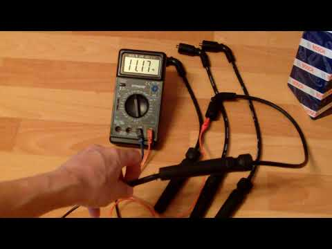 Высоковольтные провода Бош  шевроле круз