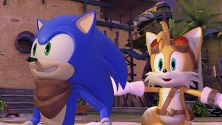 Соник Бум - 2 сезон 16 серия - Трудолюбивый Наклз | Sonic Boom
