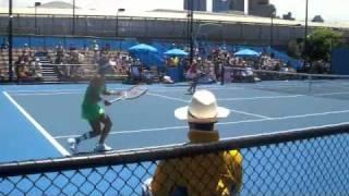 伊達公子 ダブルス(Kimiko Date) Australian Open 2011