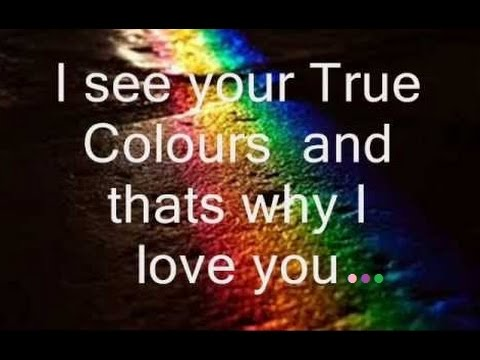 True Colors | Anna Kendrick | Justin Timberlake | Lyric Video