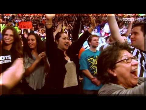 WWE Elimination Chamber 2013 Promo: CM Punk vs The Rock HD