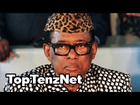 Top 10 Dictatorships CRAZIER than NORTH KOREA