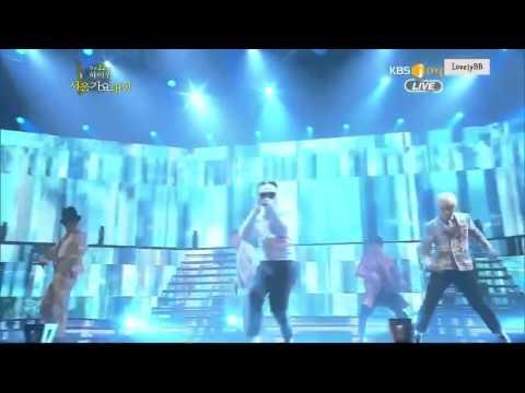 BIGBANG   Bad Boy + FANTASTIC BABY _ The 22nd Seoul Music Award