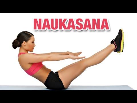 Image result for Naukasana