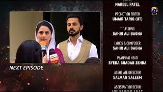 Munafiq - Episode 55 Teaser - 7th April 2020 - HAR PAL GEO