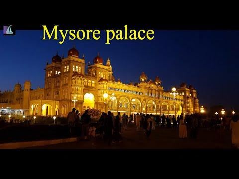 Mysore palace in 4k // Mysore, Karnataka