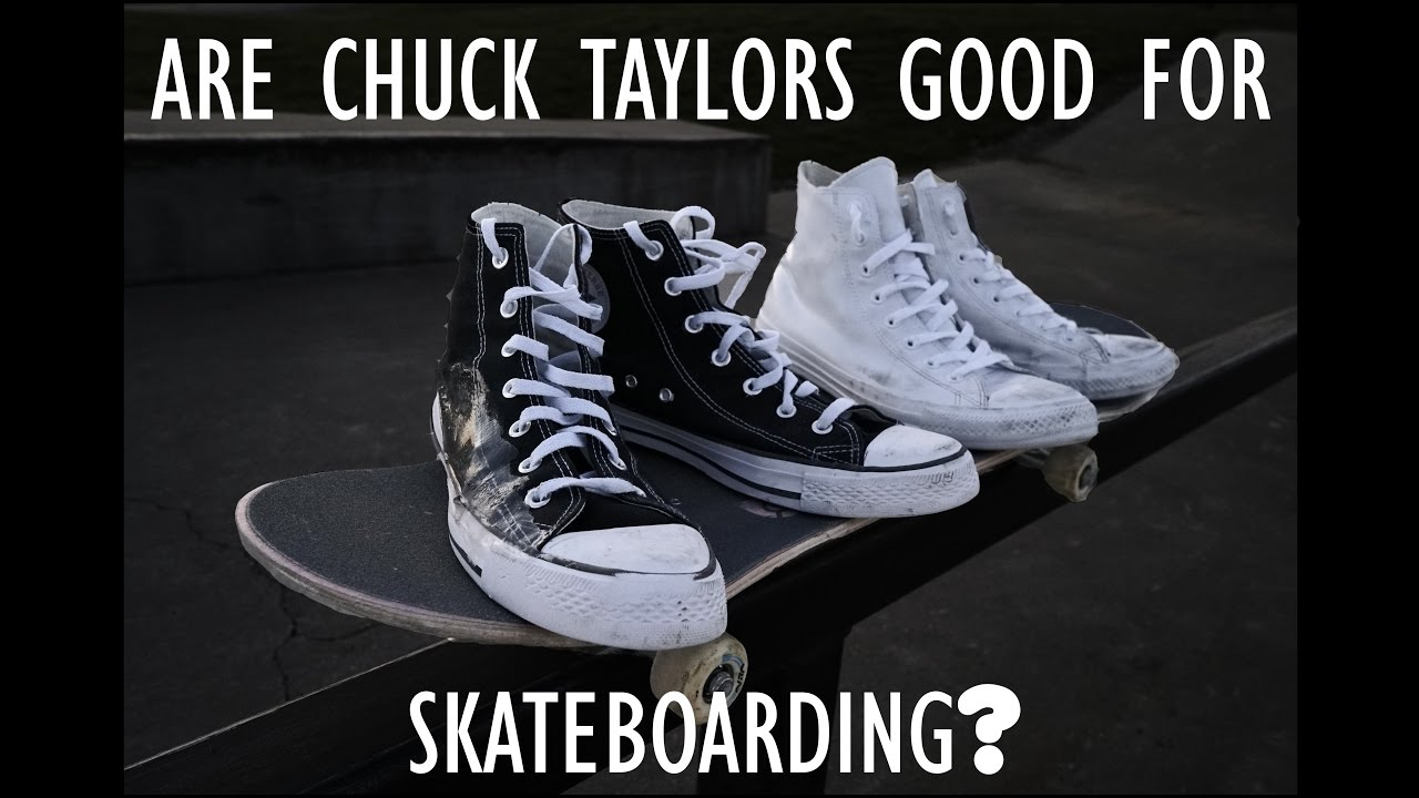 f34947fa087002 Are Converse Shoes good for skateboarding  - YouTube