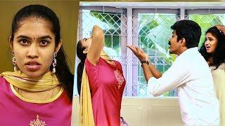Arun and Sanjana Performs the epic Panchathanthiram scene! |Super Fun!