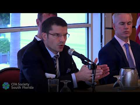 15th Annual Alternative Investments & Hedge Fund Panel (2017)