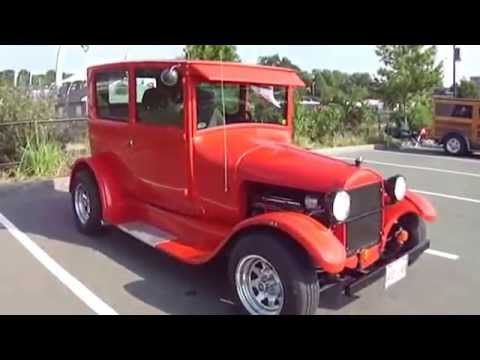 1927 Ford- T