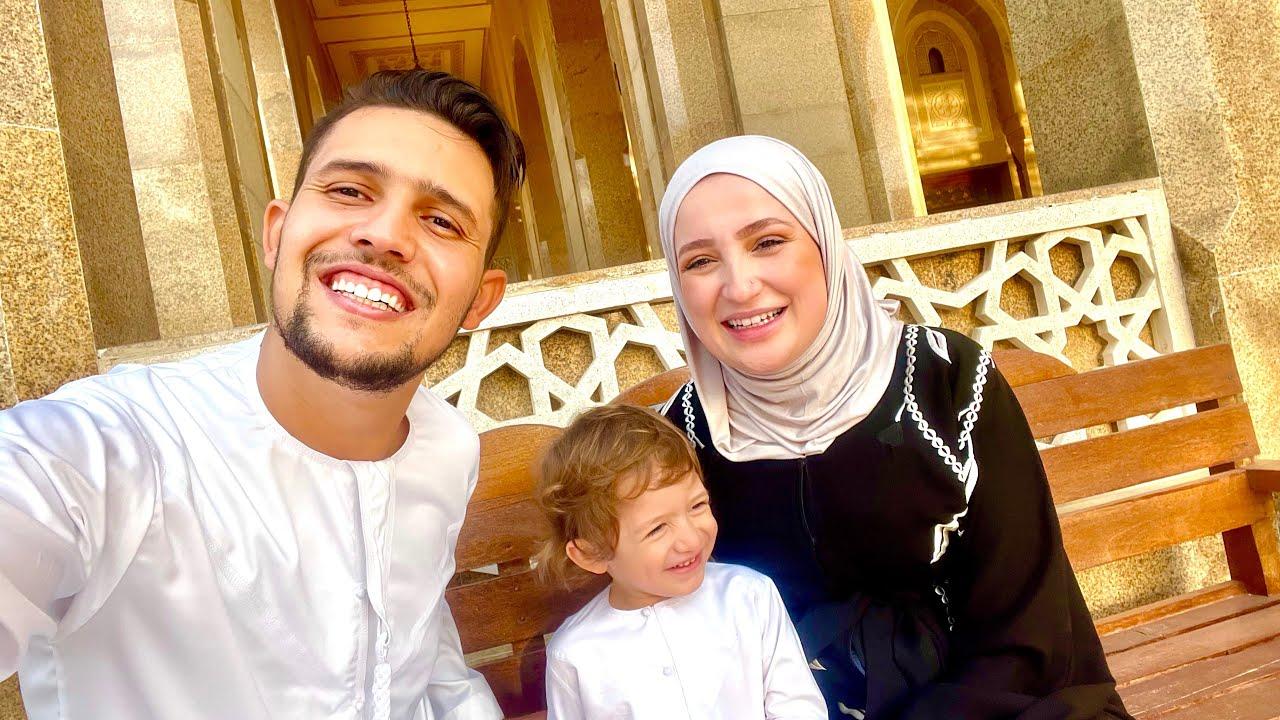 EID VLOG / أول عيد في الغربة بعيدة عن الاهل 🥺