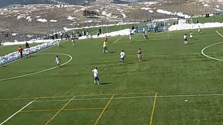 Crvena Zvezda-Fk Šumadija Arandjelovac 3:0 (2005 godište)Turnir Zlatibor 10.4.2015