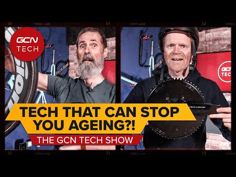 Bike Tech That Can Stop You From Ageing? | GCN Tech Show 173