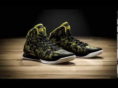 0850c035e Under Armour Curry One (1)- Stephen Curry First Signature Shoe ...
