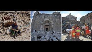 Terremoto in Centro Italia - Central Italy Earthquake