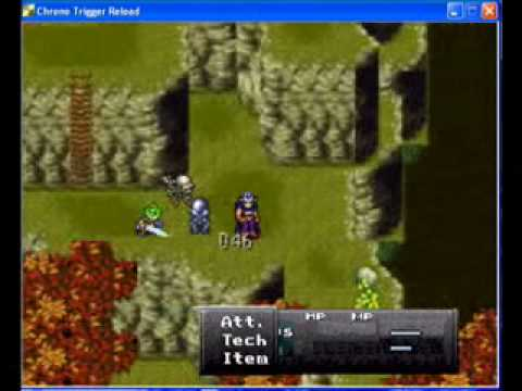 Custom Battle System RPG Maker 2003 Chrono Trigger Reload