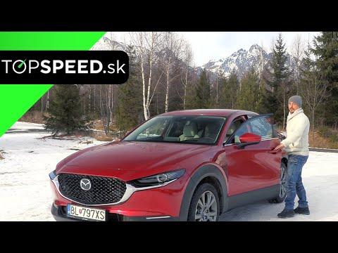Test Mazda CX30 Skyactiv-X - Benzín So Spotrebou Dízla?
