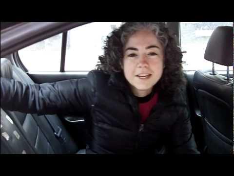 Retrofitting a Tether Anchor in a Sedan for a Child's Forward Facing Car Seat