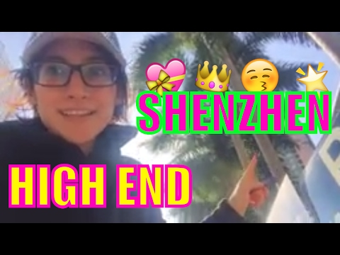 SUNNY BEAUTIFUL SHENZHEN CLEAN SKY LIVING IN CHINA TO THE FULLEST MEXICAN GIRL IN CHINA MARCARIB