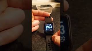 Yamay smart watch review