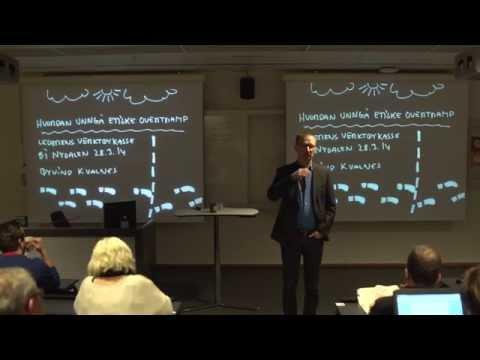Etiske overtramp - Øyvind Kvalnes | Lederens verktøykasse #1