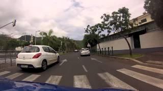 Test ventouse GoPro sur Clio II RS3 182