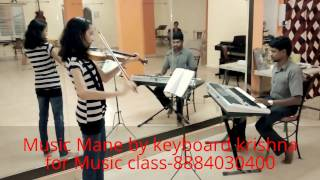 Music Mane - Chahu Main Ya Naa on Violin