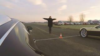 شاهد: سباق سحب بين أسرع وأقوى سيارتين في العالم