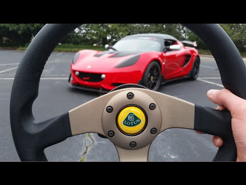 2014 Lotus Elise S Cup R: Start Up, Exhaust, Test Drive and Review ...