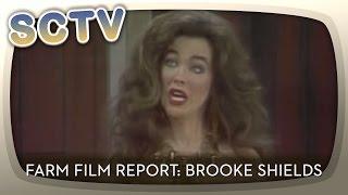 SCTV - Farm Fİlm Report: Brooke Shields