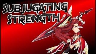 Dark Souls 3: Subjugating Strength