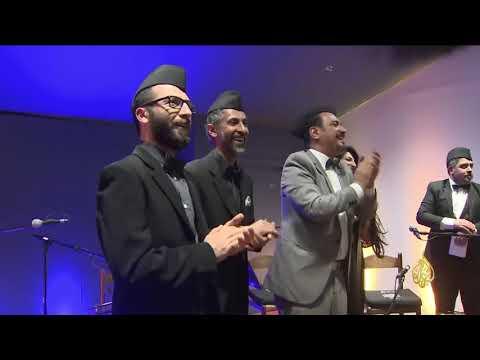 هذا الصباح-مهرجان الكمنجاتي للموسيقى الصوفية والروحية برام الله  - 11:23-2018 / 4 / 24