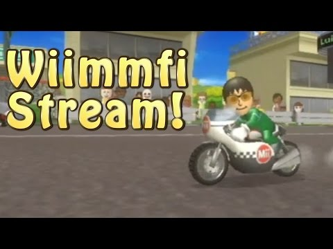 Mario Kart Wii CTGP-R Online Races with Viewers!