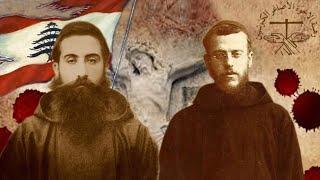 Due missionari e martiri cappuccini dal Libano: Tommaso e Leonardo
