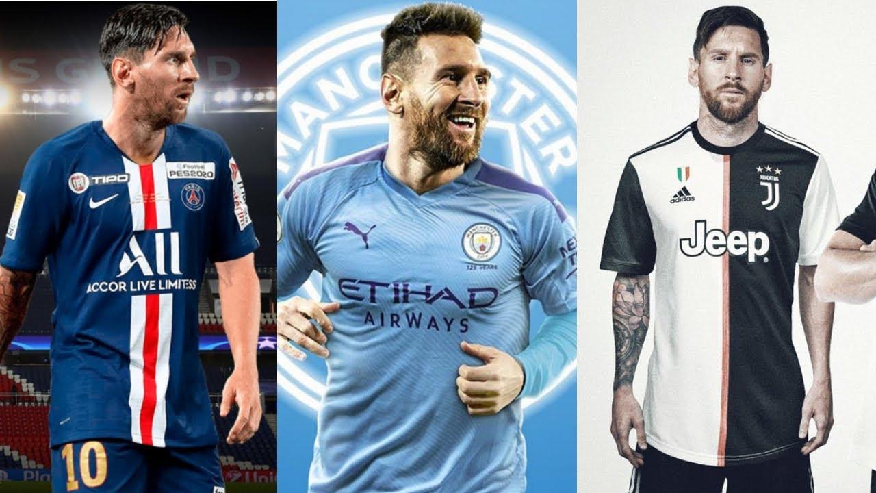 Lionel Messi Hangi Takıma Transfer Olacak ? Messi Hakkında Çıkan Tüm Transfer Haberleri