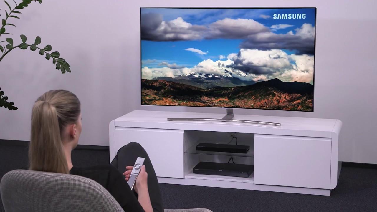 Samsung Smart Tv Smart Remote Youtube