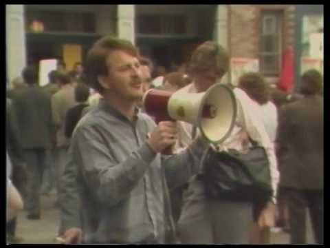 Liverpool fights the Tories 1985 - Socialist Party video