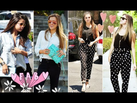 Get The Look Selena Gomez Style Steal Youtube