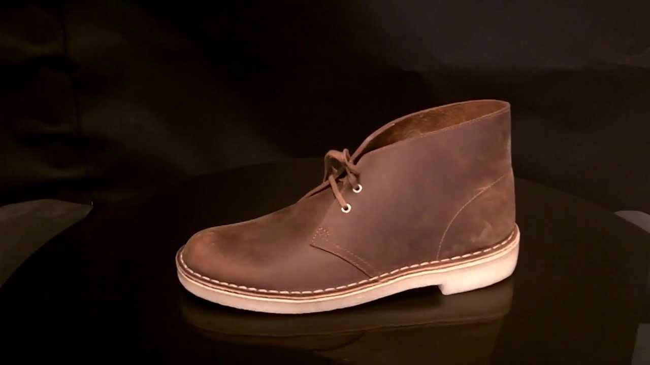 Clarks Desert Boot Bruin Leer