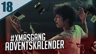 XMASGANG SONG [feat. Shirin Cheng Dima Vince] | Julien Bam