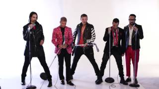 Backstreet Boys Larger Than Life Las Vegas Residency | Behind The Scenes of The Photoshoot