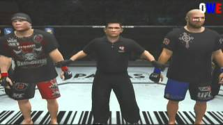 UFC Undisputed 3 , Two Players (PS3)