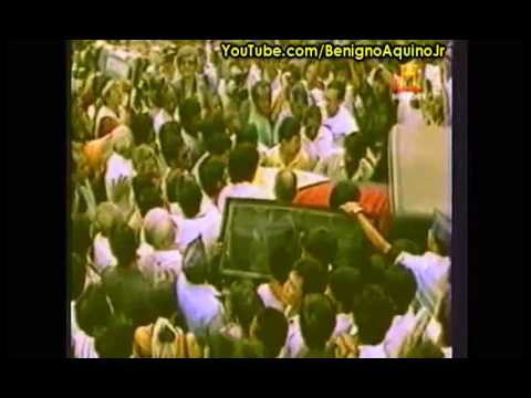 "HISTORY™ (5 of 5) The Assassination of Benigno ""Ninoy"" Aquino, Jr."